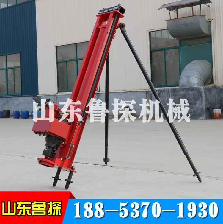 岩层钻孔机选择kqz-100d型气电联动潜孔钻机