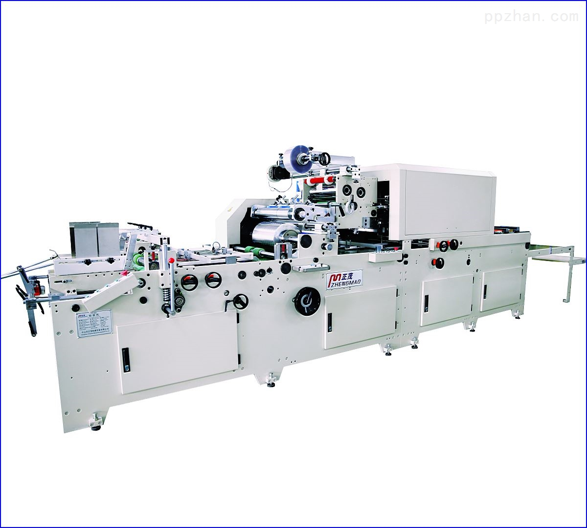 TC-650-automatic patching machine