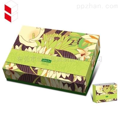 环保产品纸盒订做 茶叶包装盒  来稿定制