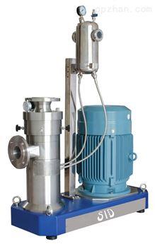 氯化铝高剪切研磨分散机