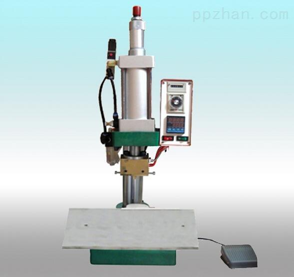 竹木制品烙印机皮革压花机塑料商标烫印机
