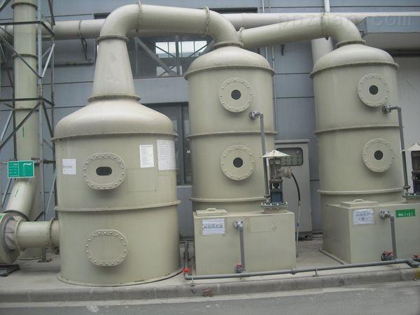 大连水产养殖厂废气生物处理