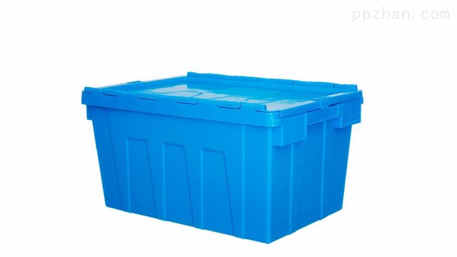 苏州迅盛斜插箱防尘箱可插式塑料箱生产批发