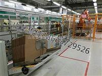 山东自动封箱打包流水线厂家(视频)