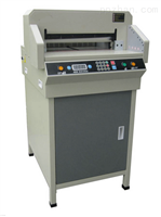 誉冠YG-4661EP程控电动切纸机
