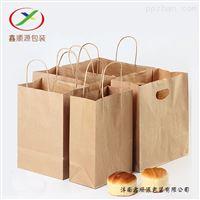 牛皮纸手提袋/环保袋/服装袋