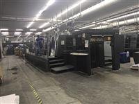 二手海德堡印刷机XL105-8型,XL105-8型